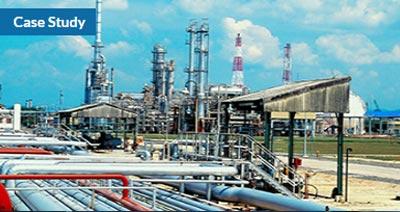 PETRONAS-Refinery